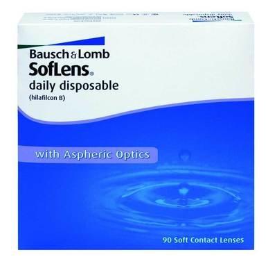 BAUSCH+LOMB SOFLENS