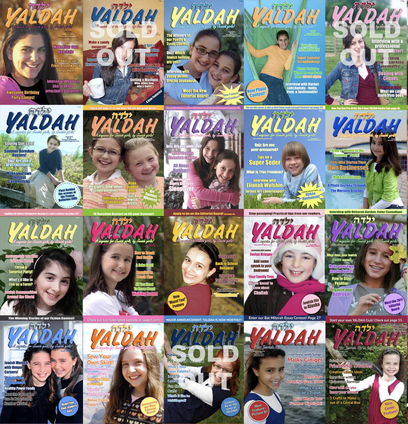 Yaldah Magazine Digital Package 00031