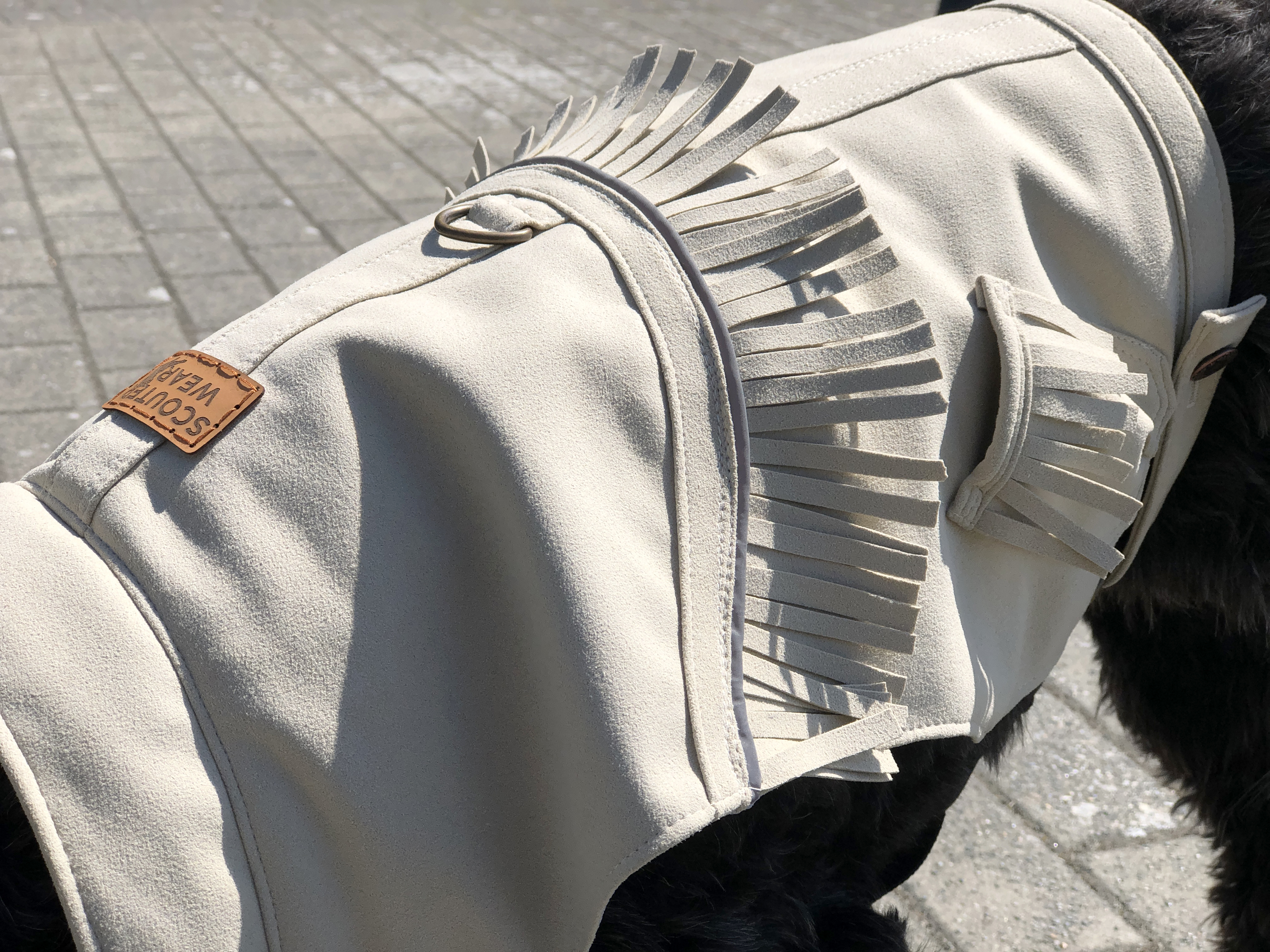 The Rawhide Vest and Harness