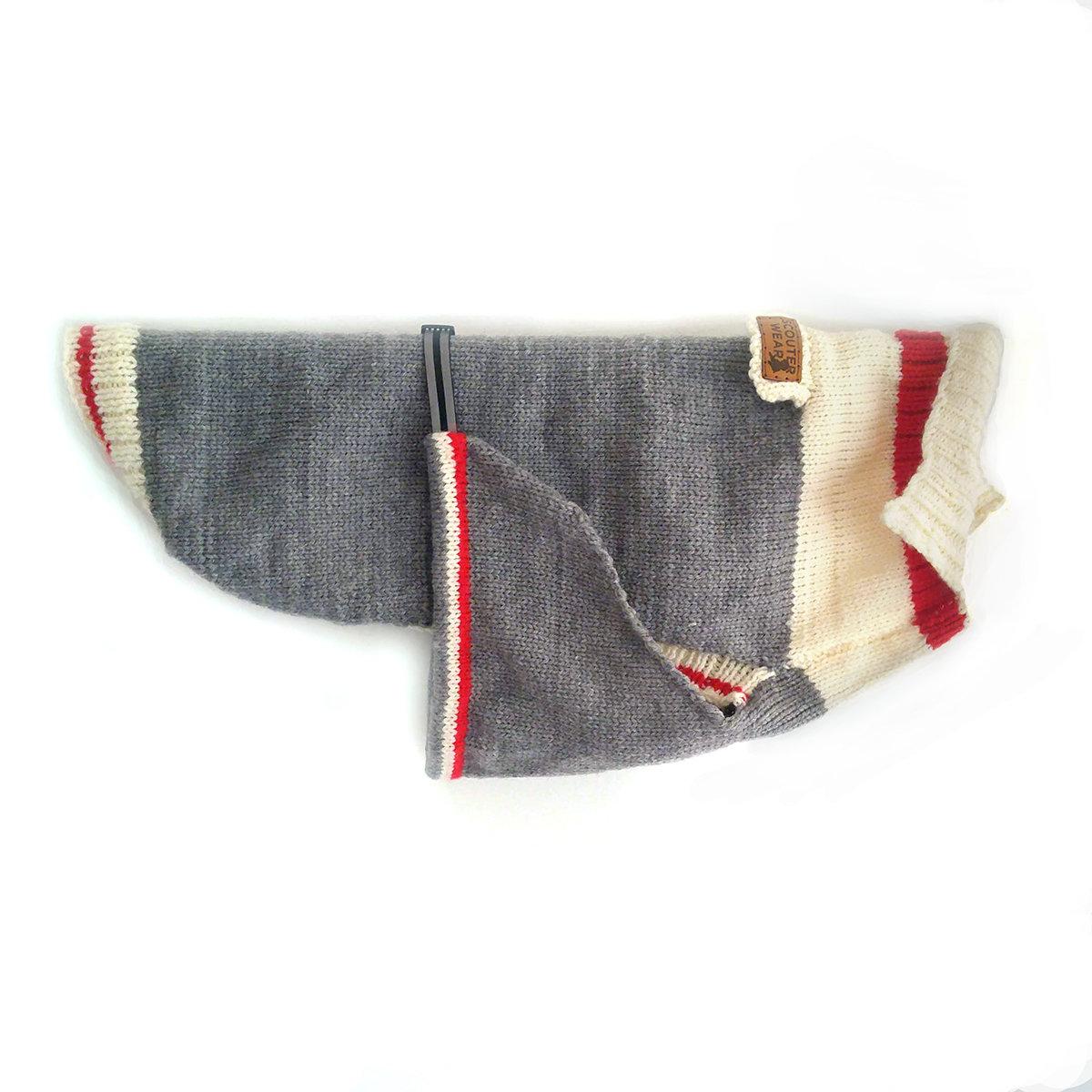 The Sock Monkey Sweater