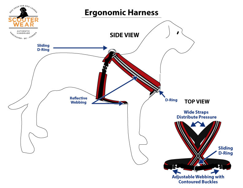 The Sledder Harness
