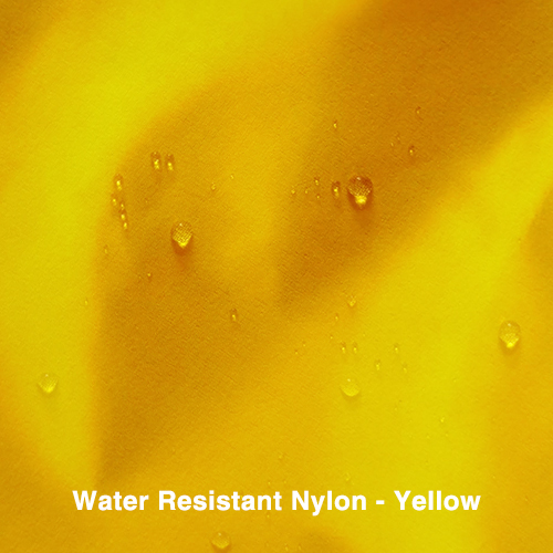 Yellow Water Resistant Nylon
