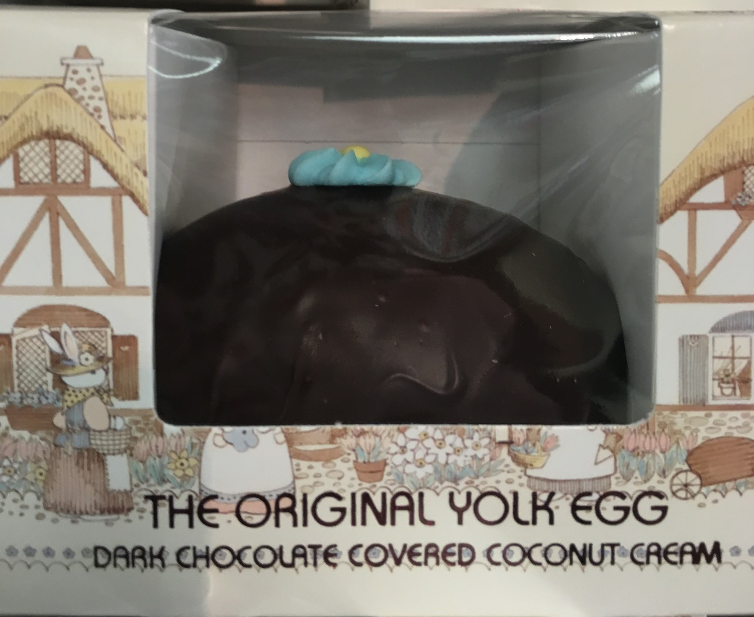 The Original All Father's Yolk Egg 8 Ounce