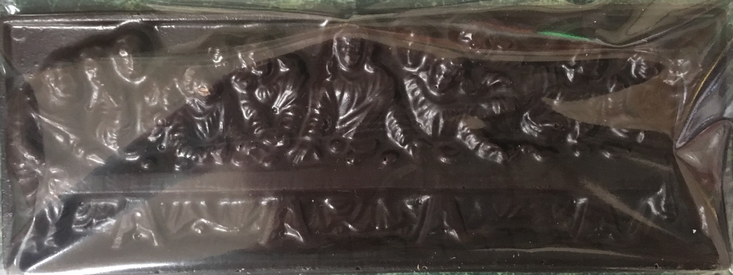F - Flat Chocolate Last Supper