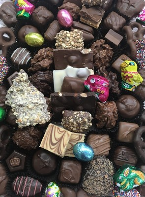 Celebrate Easter! Small or Large Tray Available.  Pick up or Delivery Only in Mercer County, NJ.