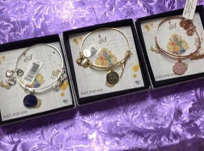Harry Potter 3 different Designs.  Choose your favoirte.  Bangle Bracelets