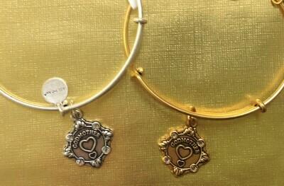 Godmother Bangle Bracelet.