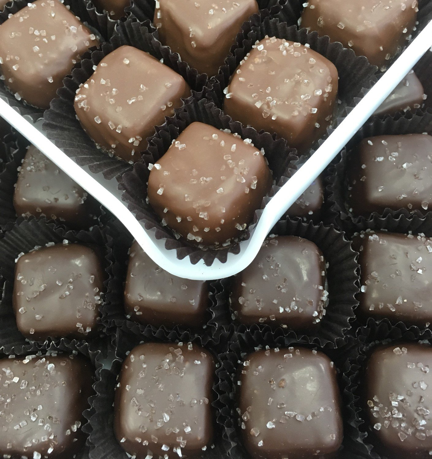 F - Salted Caramels