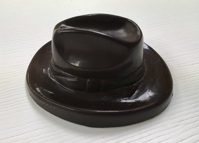 Chocolate Hat.  6