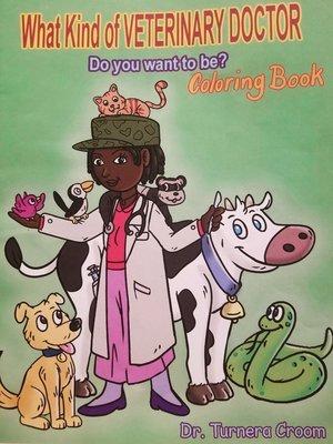 Future Veterinarian Coloring Book