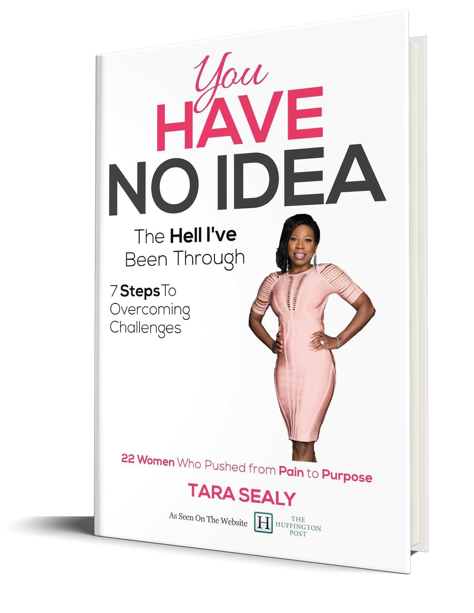 You Have No Idea Book  00000