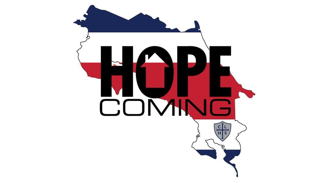 HOPEcoming Donation