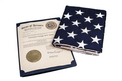 United States Flag- 3' x 5' Nylon