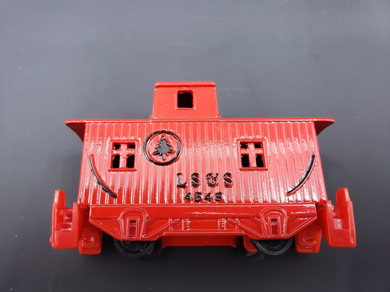 Caboose- Pencil Sharpener