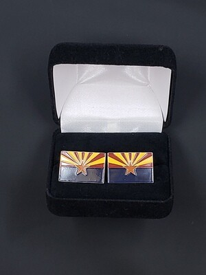 State Flag Cuff Links