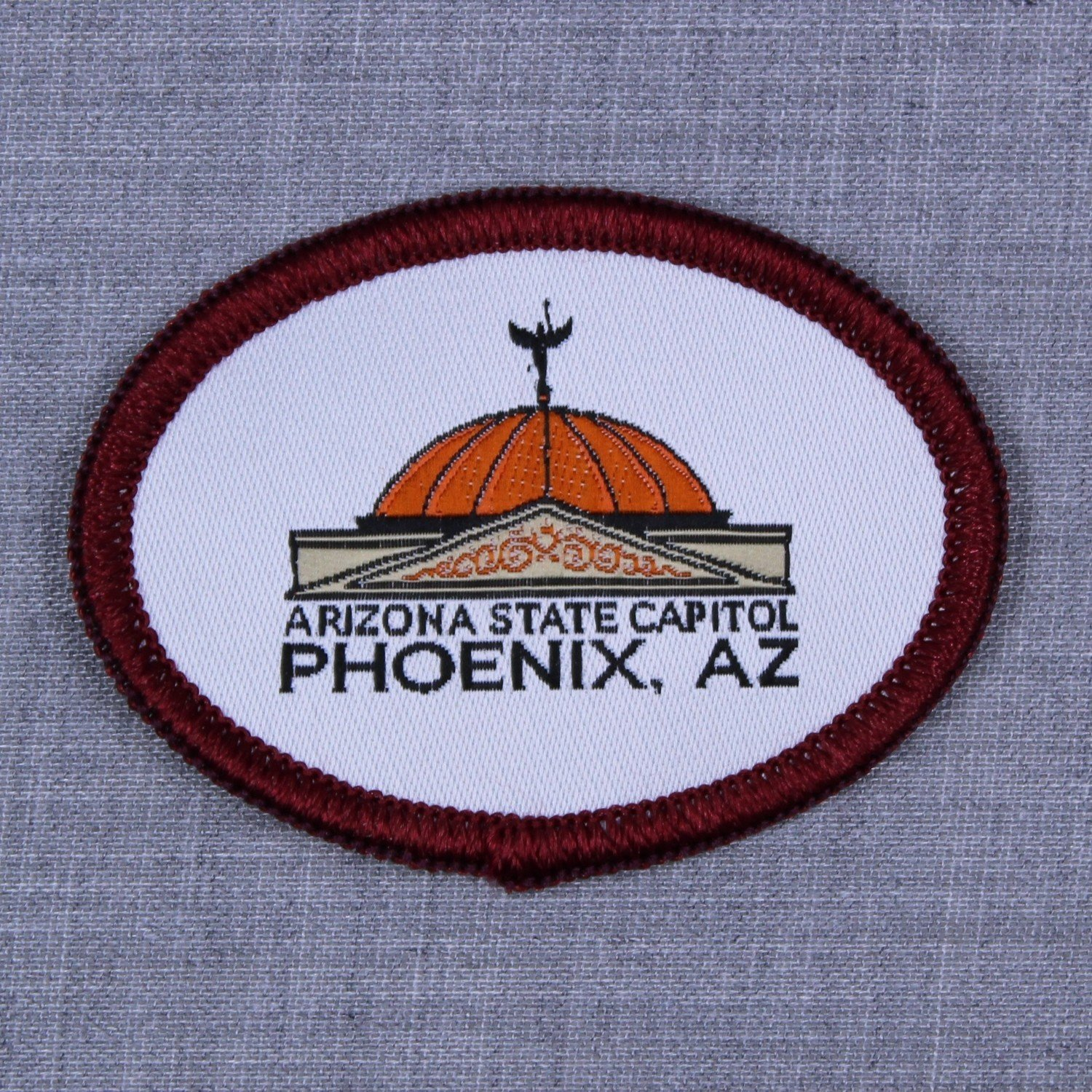 Custom Museum Patch