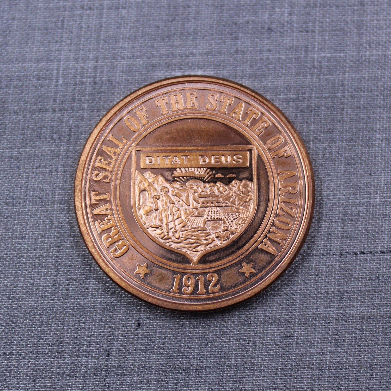 State Seal Medallion