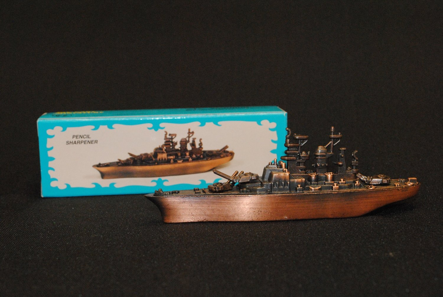 Battleship Pencil sharpener