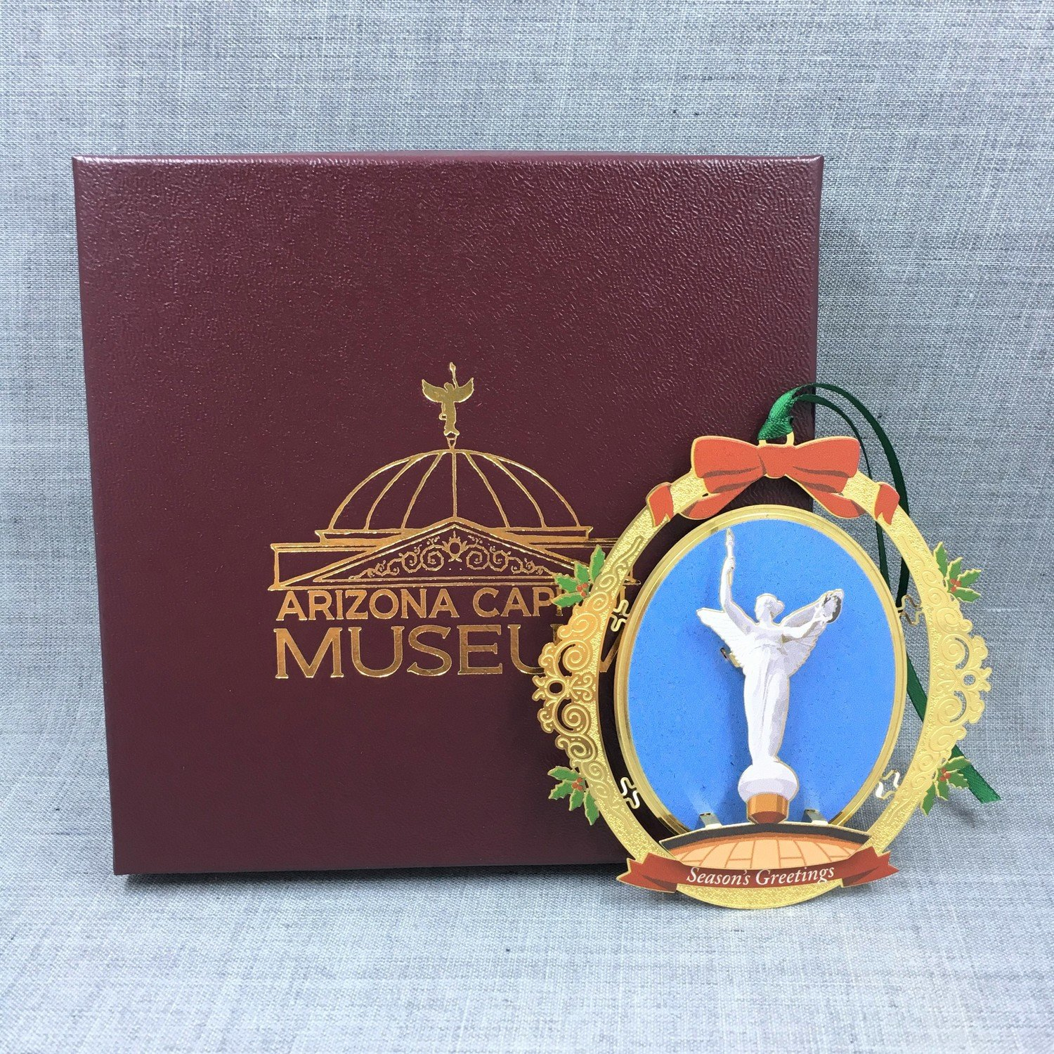 2018 Holiday Ornament