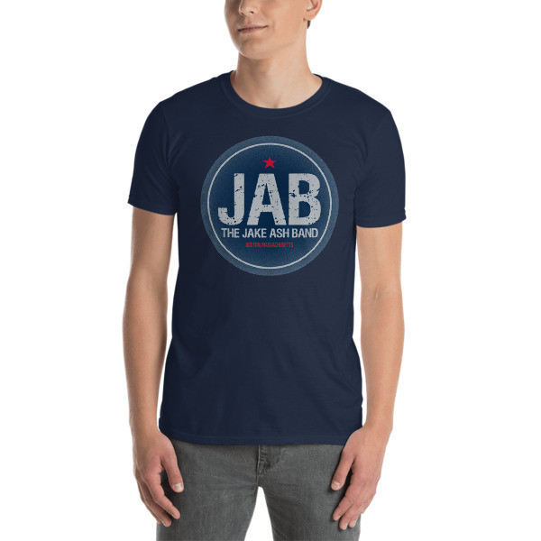 Pats Colored JAB Logo Short-Sleeve Unisex T-Shirt