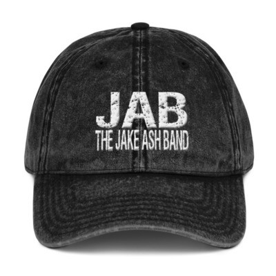 JAB Vintage Cotton Twill Cap
