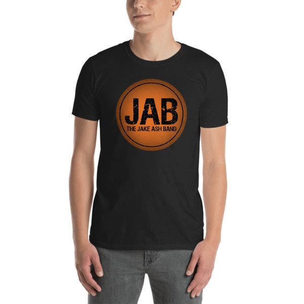 JAB Orange & Black Short-Sleeve Unisex T-Shirt