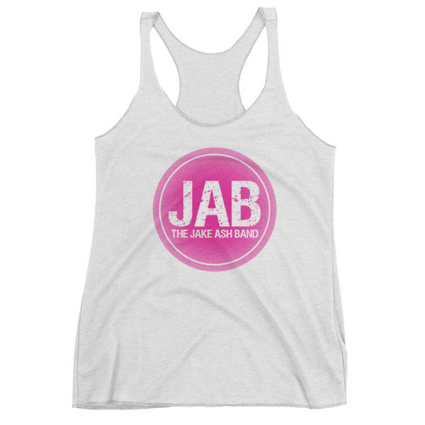 JAB Women's Racerback Tank Top