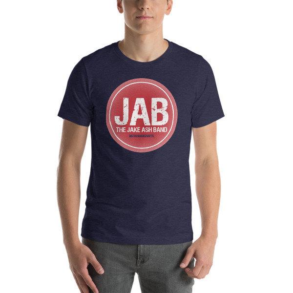 JAB - Boston, MA, Sox Colored Unisex T-Shirt