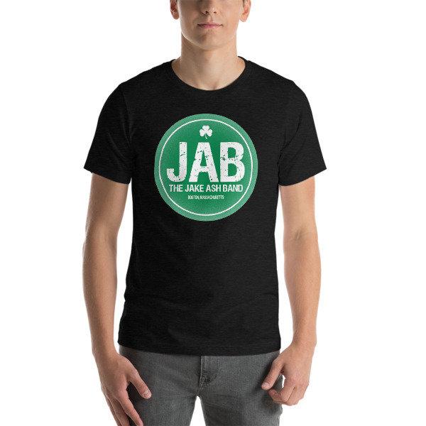 JAB Boston, MA Celts Colored Logo Short-Sleeve Unisex T-Shirt