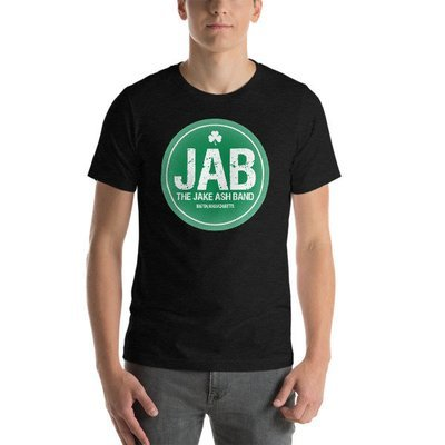 JAB Boston, MA Celts Colored Logo Short-Sleeve Unisex T-Shirt