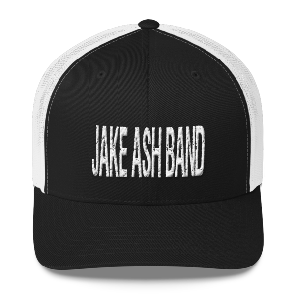 Jake Ash Band Trucker Hat!