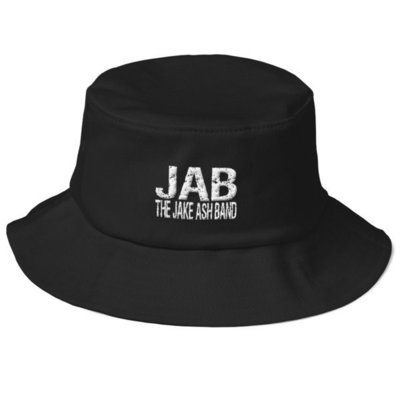 JAB Old School Bucket Hat! Multiple Color Choices!