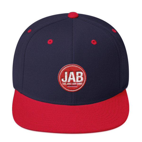 JAB Sox Colored Logo Snapback Hat!