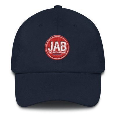 JAB Red Sox Colored Logo Hat