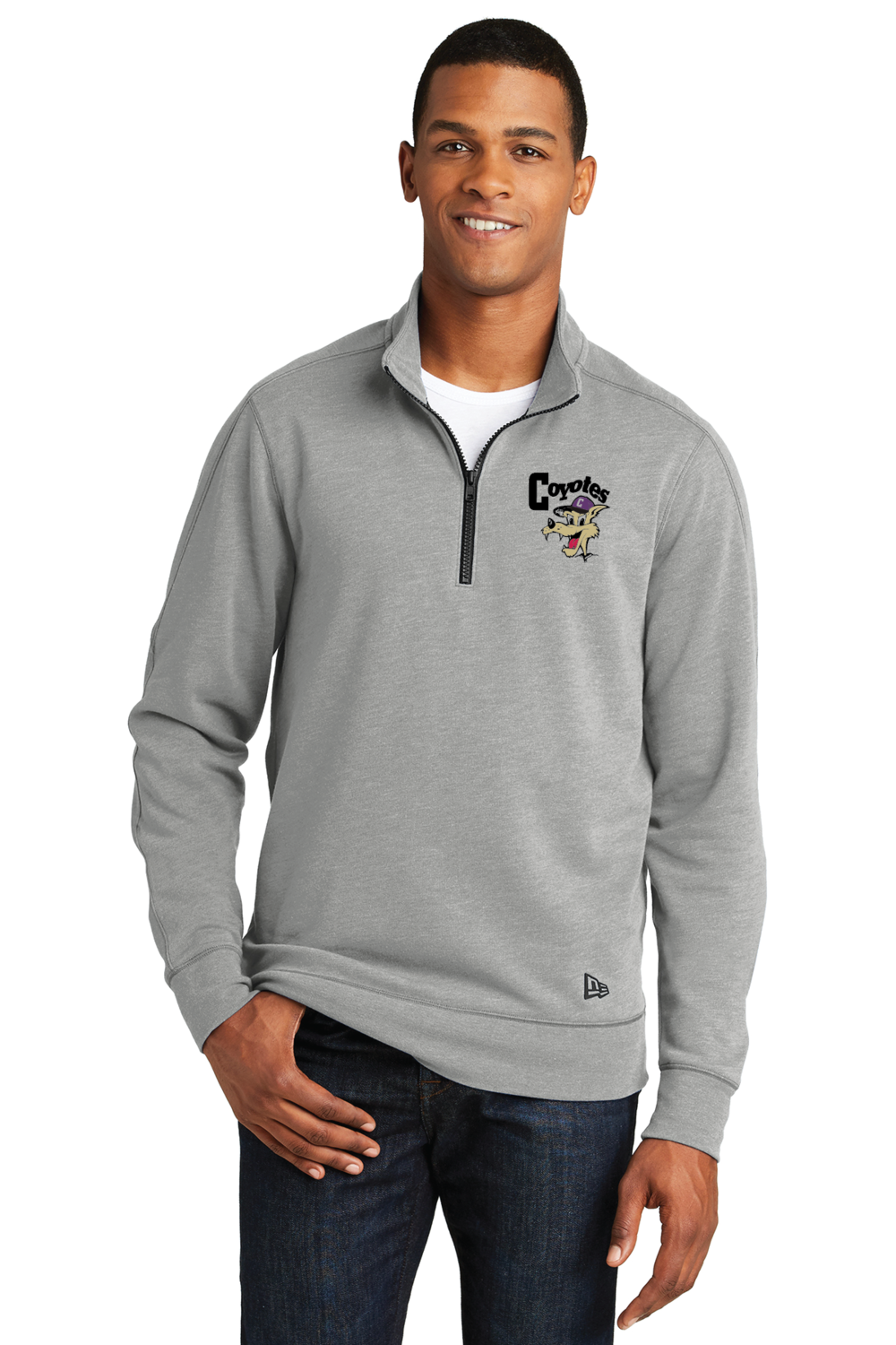 Sport-Tek ® PosiCharge ® Tri-Blend Wicking 1/4-Zip Pullover