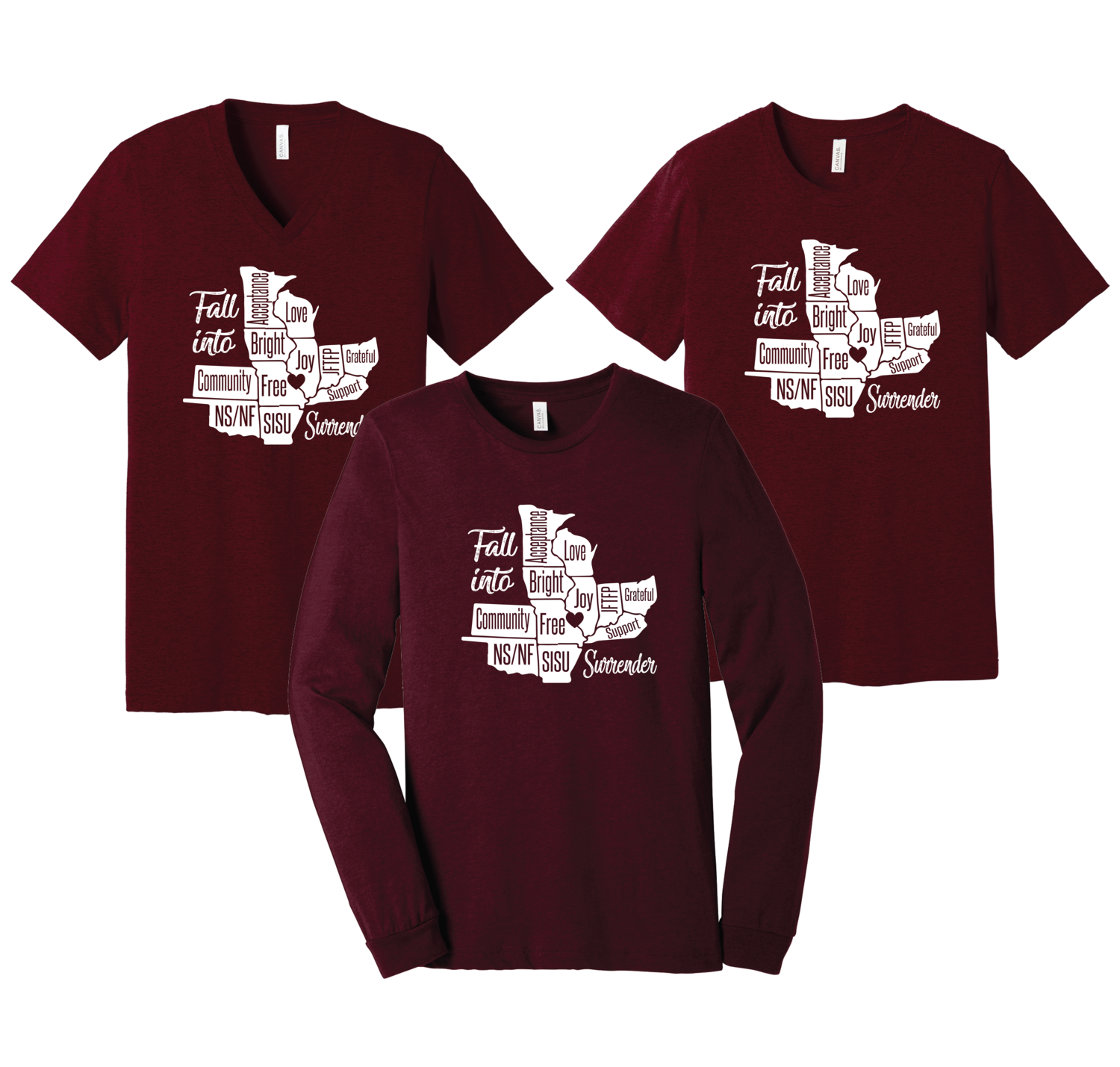 Retreat Tees - Order by 8/23 for free shipping!