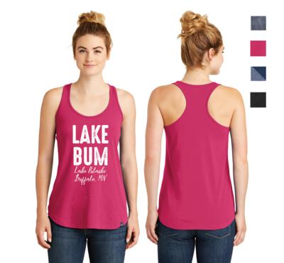 Lake Bum Tank - customize it for your lake