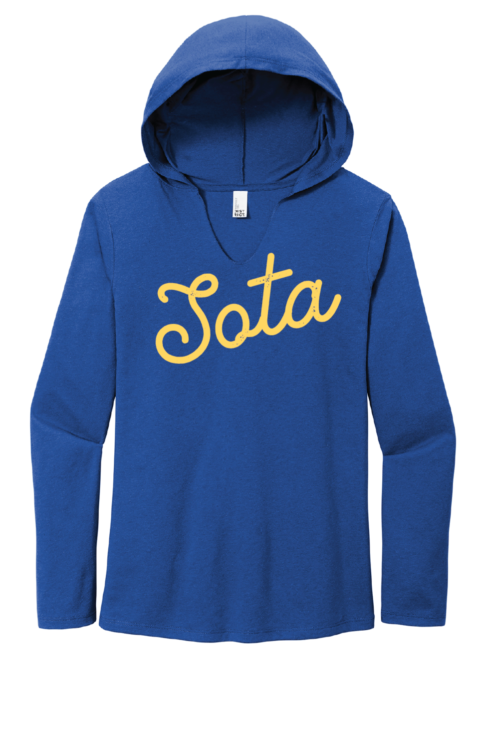 Sota Hooded Shirt