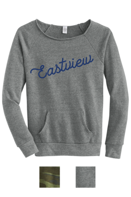 Eastview Lightning Sweatshirt with Kangaroo Pouch
