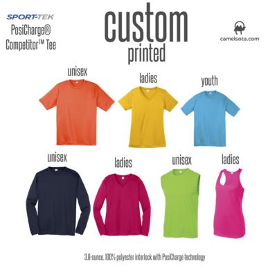 Custom Sport-Tek PosiCharge Competitor Tees