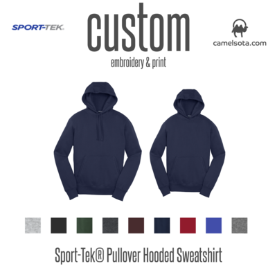 Custom Sport-Tek Pullover Hooded Sweatshirt