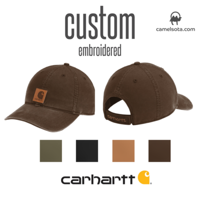 Custom Carhartt ® Odessa Cap