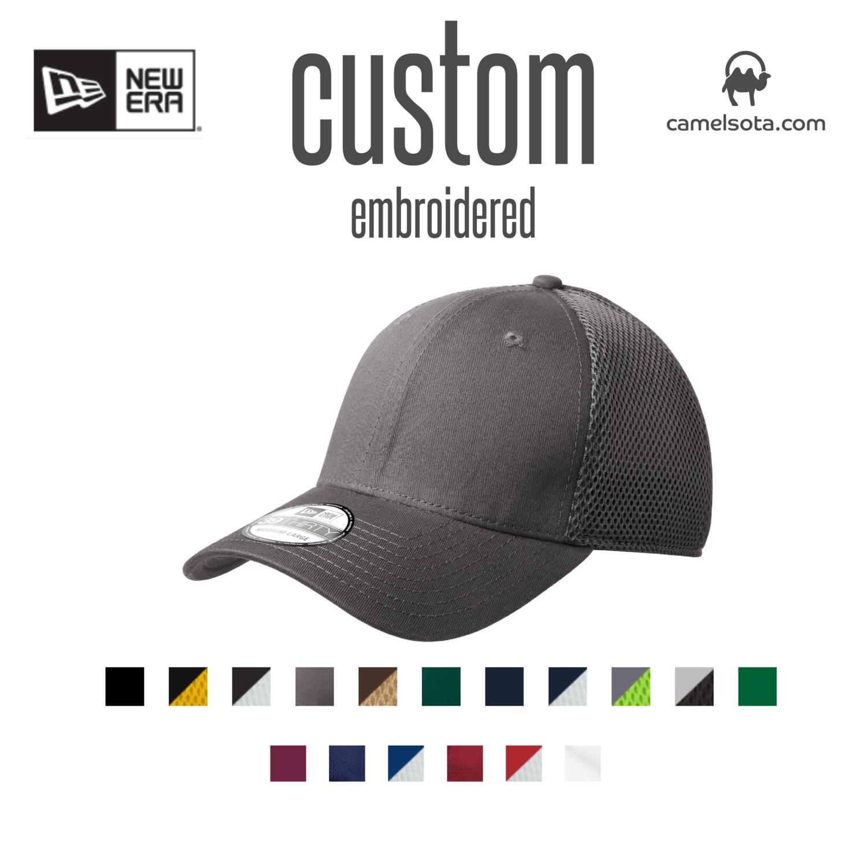 Custom New Era® - Stretch Mesh Cap