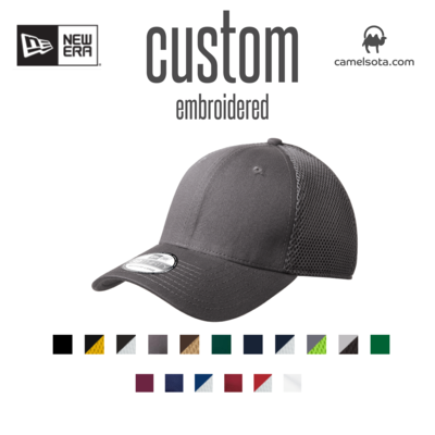 Custom New Era® - Stretch Mesh Cap