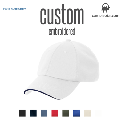Custom Port Authority® Dry Zone® Cap