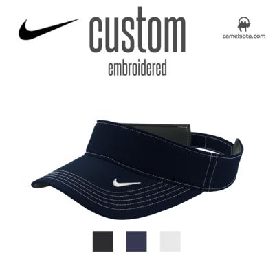Custom Nike Dri-FIT Swoosh Visor