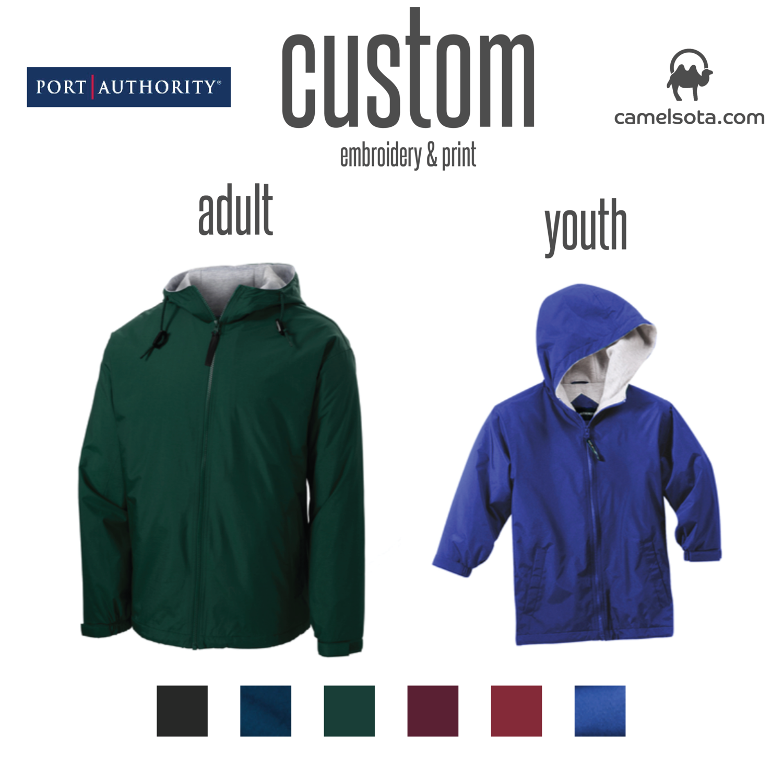 Custom Port Authority Team Jacket
