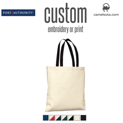 Custom Port Authority® - Budget Tote