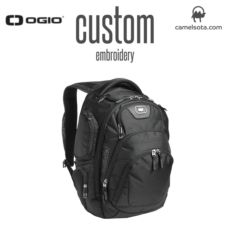 Custom OGIO® Stratagem Backpack