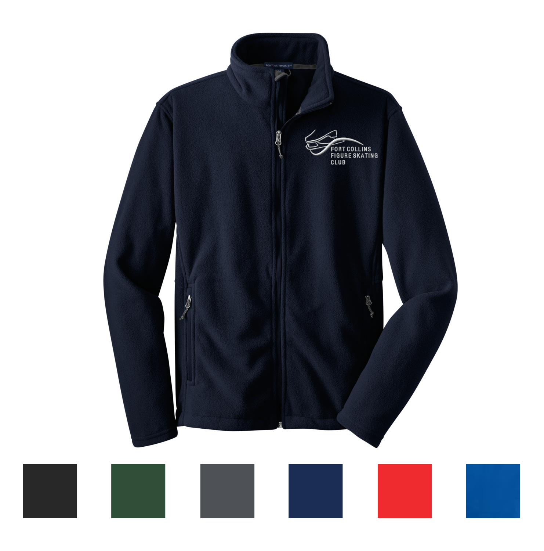 Embroidered Port Authority® Youth Fleece Jacket